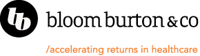 Bloom Burton Logo