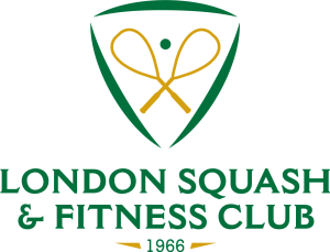 London Squash & Fitness Club Logo